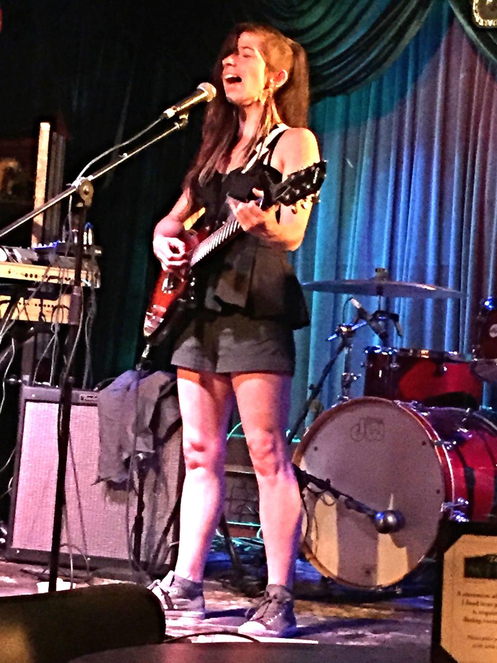 Mama Crow Guitar.JPG