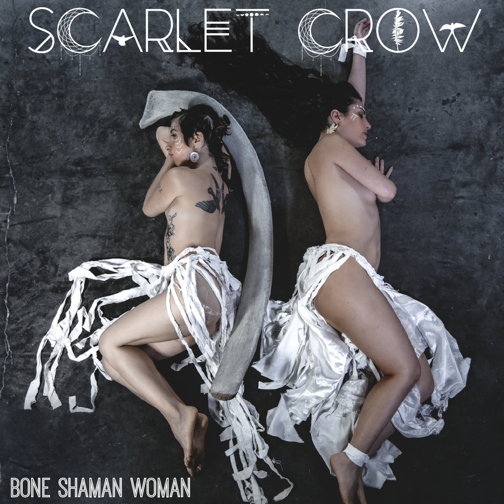 Scarlet Crow- Bone Shaman Woman.JPG