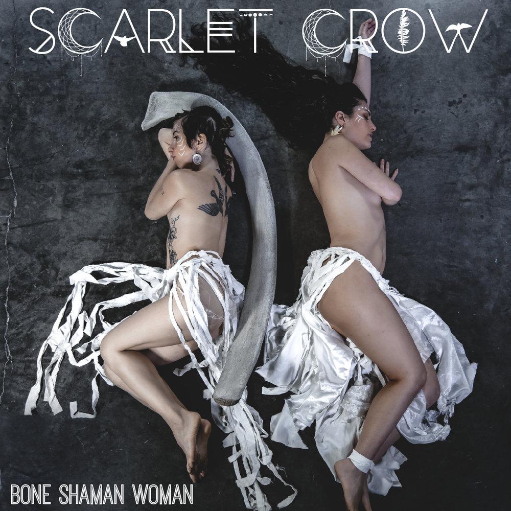 Second single 'Bone Shaman Woman' written by Marya Stark of Scarlet Crow