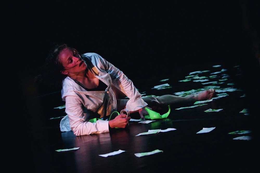 Leja Jurišić & Petra Veber: Ballet of Revolt