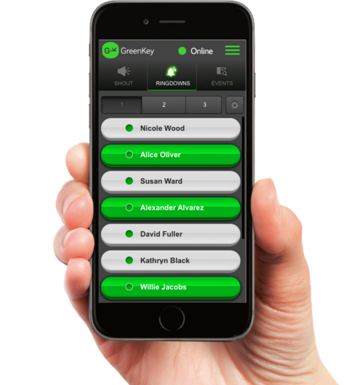 GreenKey-smartphone