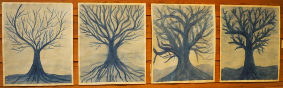 6. klasses trær