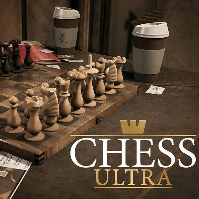 Chess Ultra is out today!  We provided audio for the very talented team at @ripstonegames.  Had a lot of fun working on it, it's a great game.