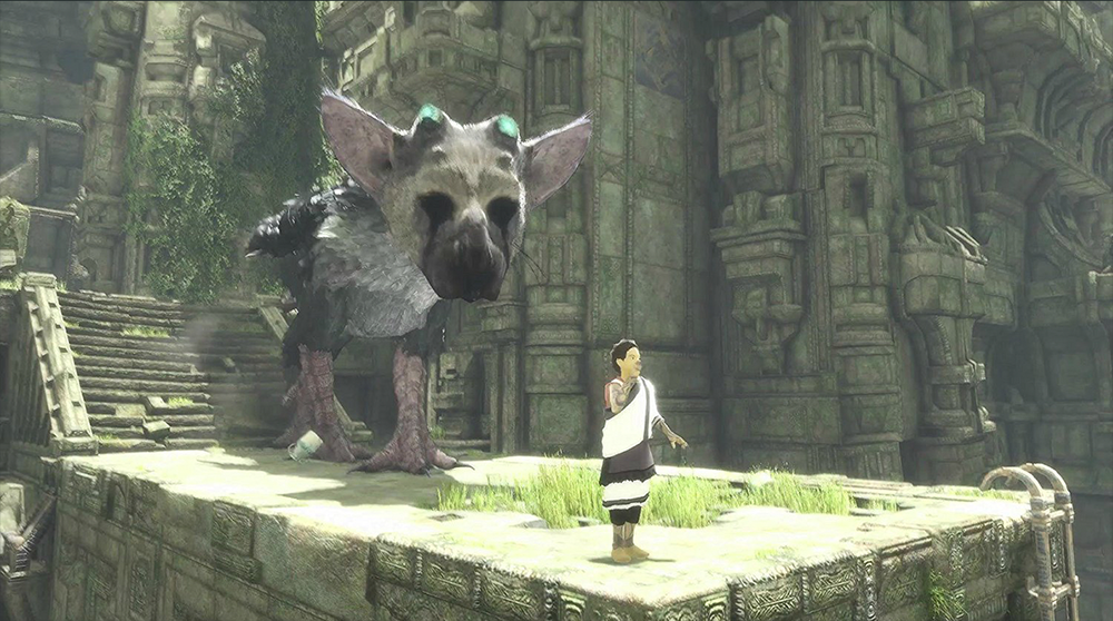 The Last Guardian - Sound Recording