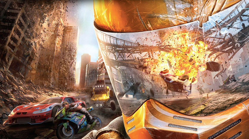Motorstorm Apocalypse - Sound Design / Location Recording