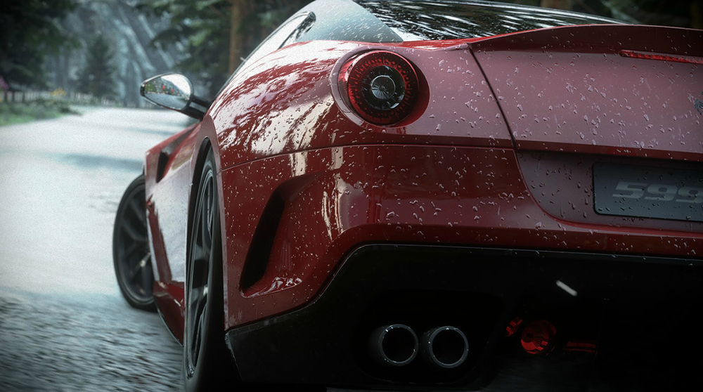 Driveclub - Sound Design / Location Recording / Implementation