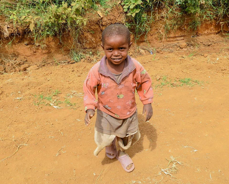 support-african-child