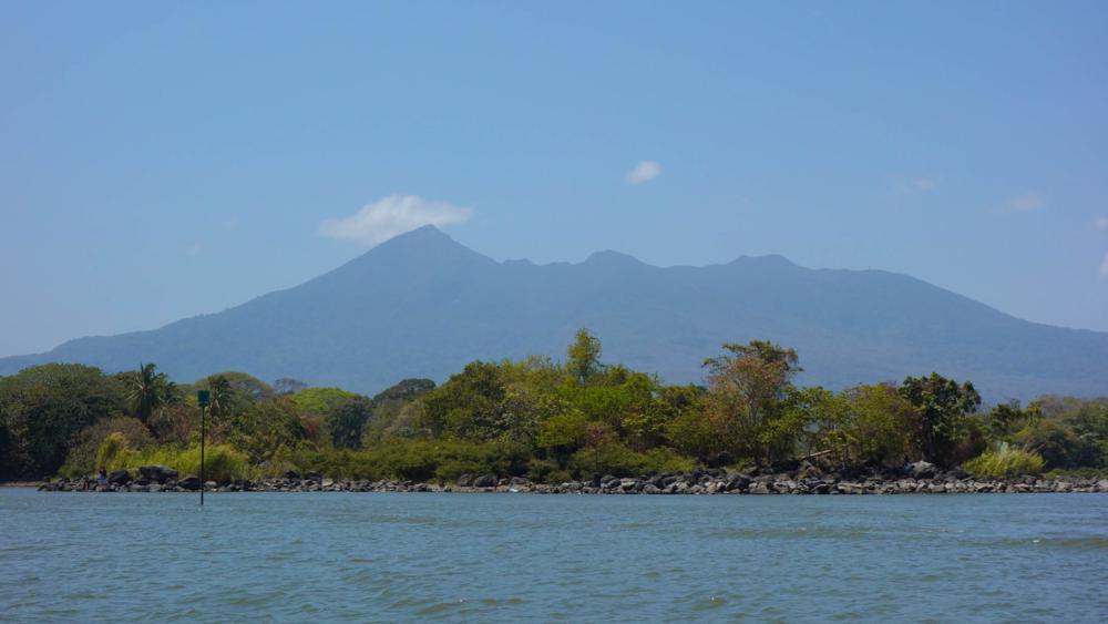 Mombacho volcano, Lake Nicaragua