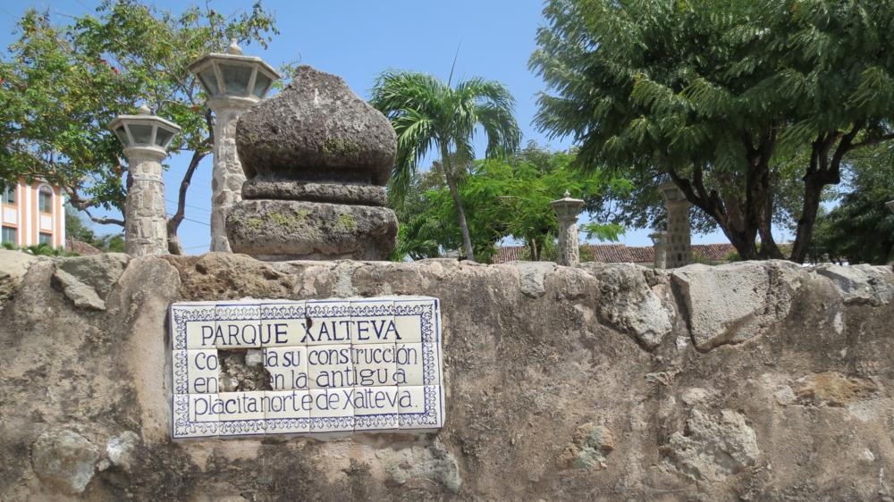 parque-xalteva-granada-nicaragua