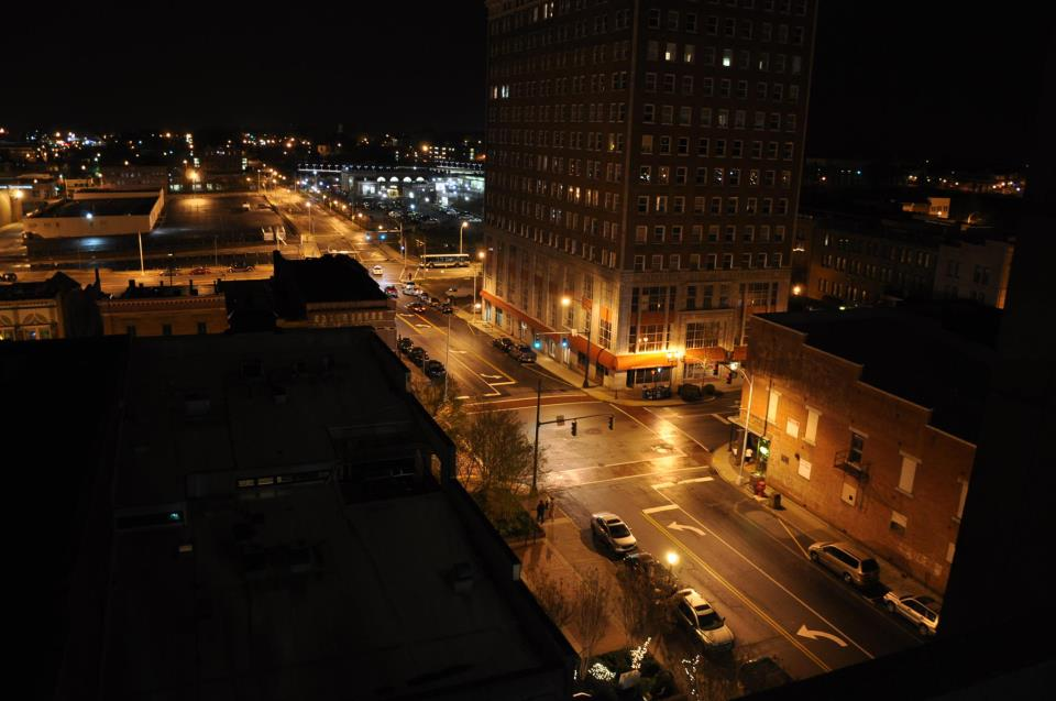 downtown-greensboro-north-carolina
