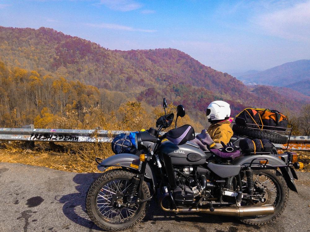 √ Get motorcycle license