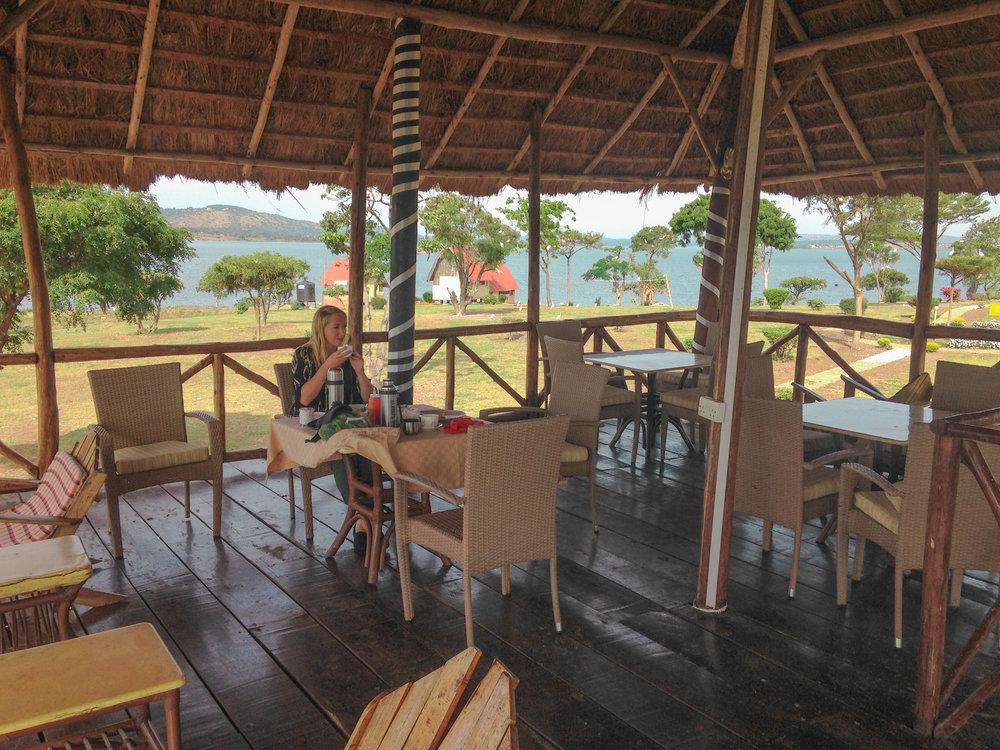 tea-house-samuka-island-uganda