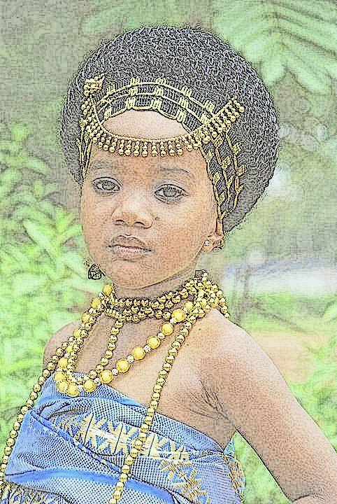 african-princess