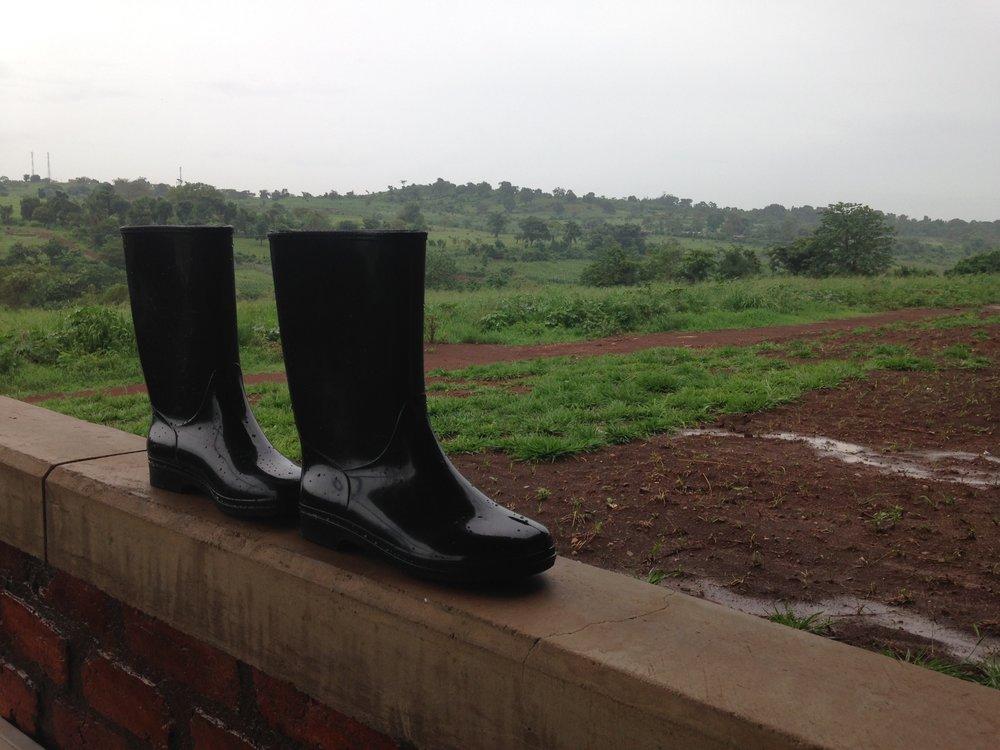 rain-boots