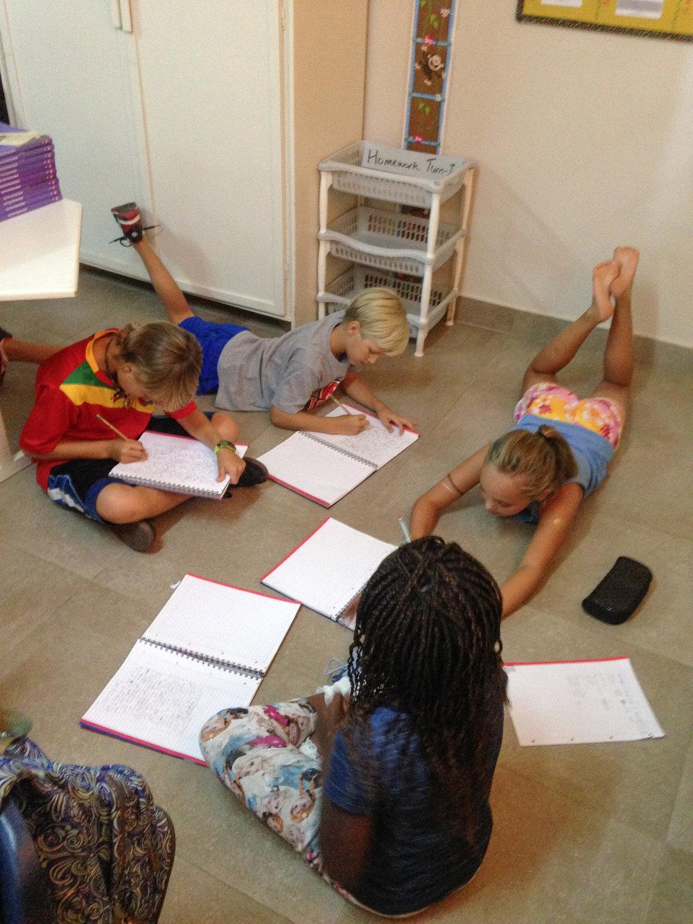 Gabriel's Classroom