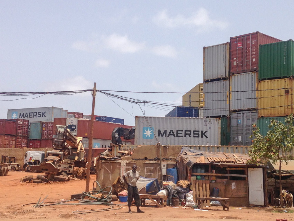 shipping-container-yard-port-city-dakar