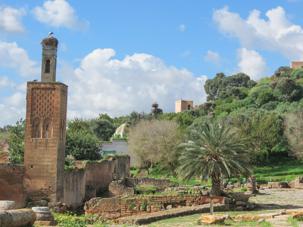 Discover Chellah's unique history—from Phoenician settlement to Roman port to Muslim necropolis—in Rabat, Morocco.