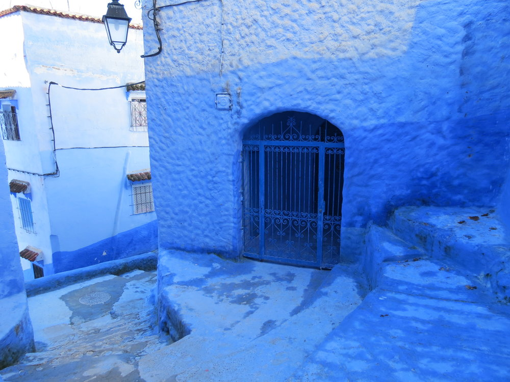 The blue pearl of Morocco, Chefchaouen is a mystical mountain villa