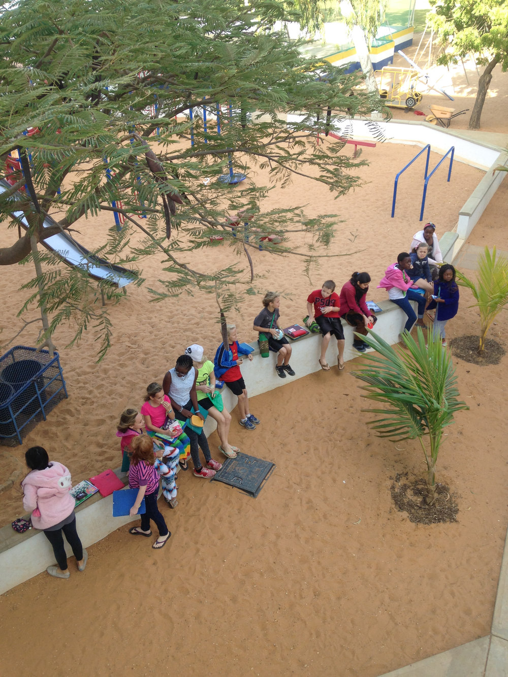 Dakar Academy is an international school in Dakar Senegal. An international community, more than 30 countries are represented in the student body.