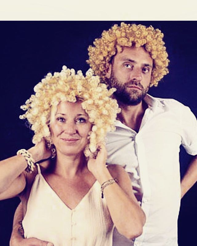 #turbulenzen #0711#tinaturner#babbo#newcollection#color#blondehair#curls#like