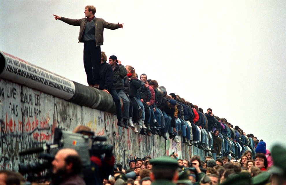 Communication Melt Up, Berlin 1989