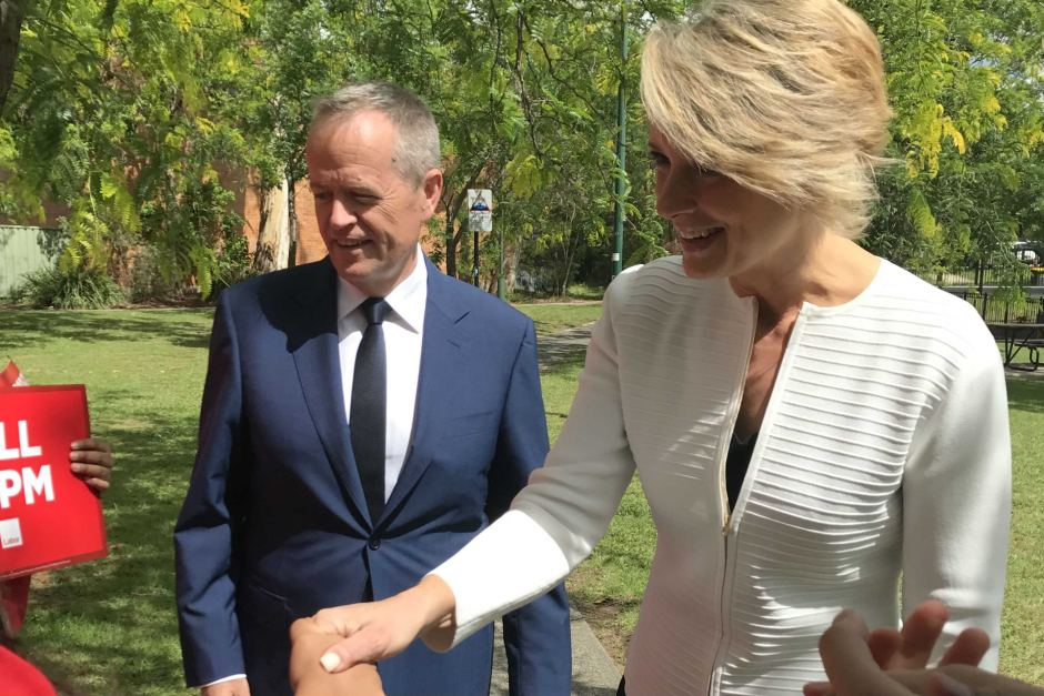 Shorten and Keneally