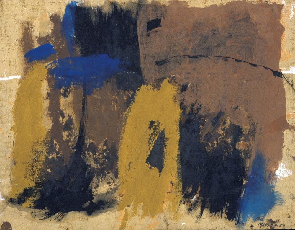 Senza Titolo / Untitled. 1959