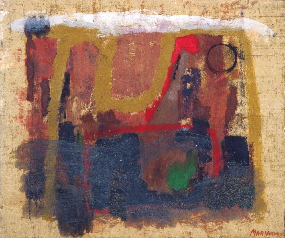 Paesaggio / Landscape. 1958