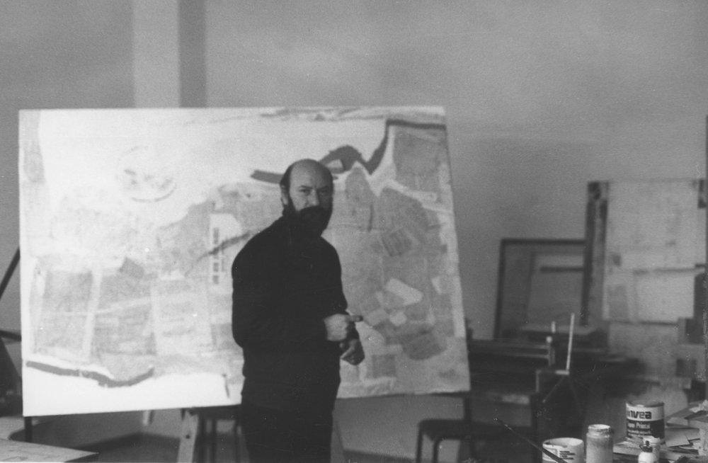 Istituto Statale d'Arte, L'Aquila, 1977