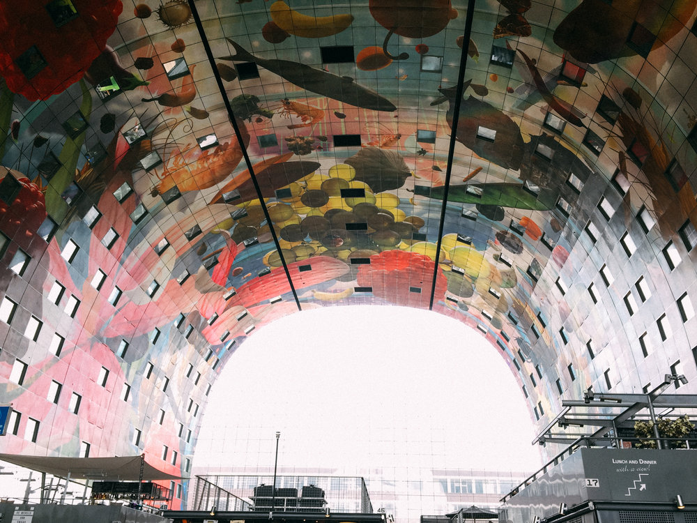 Roof Artwork by Arno Coenen