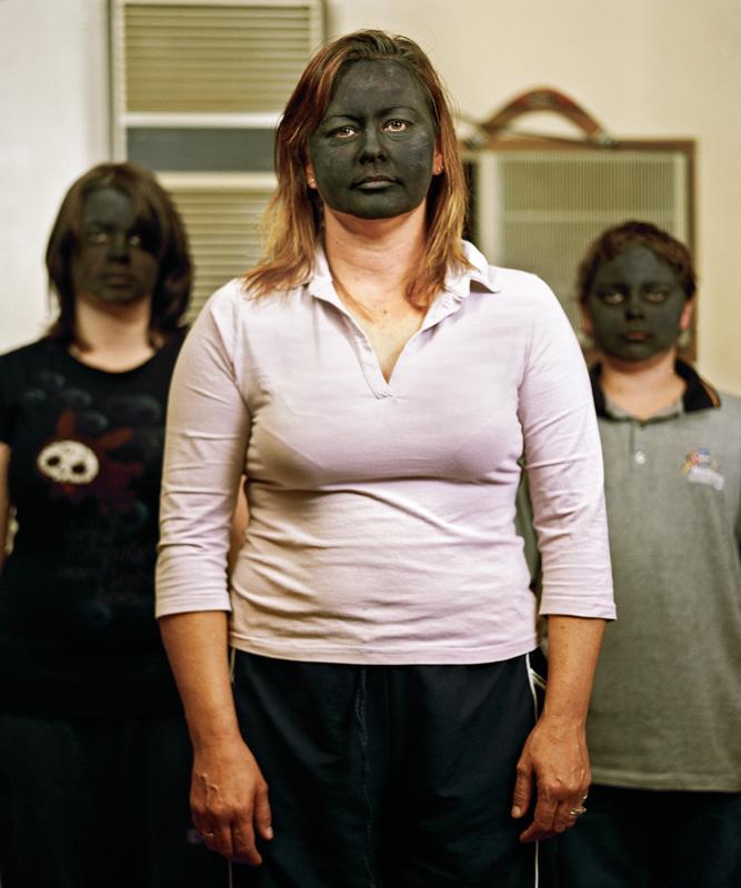 Bindi Cole Chocka , Not Really Aboriginal (series),2008/2016,digital print