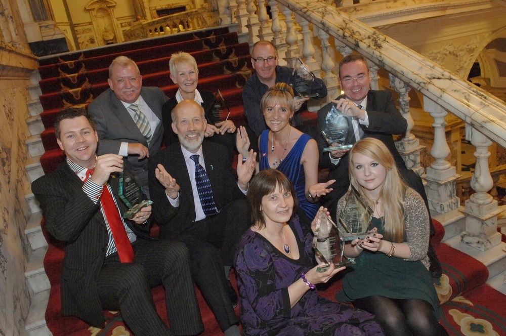 Fairtrade Winners with Ministers and Cllr. McCarthy (Copy).jpg