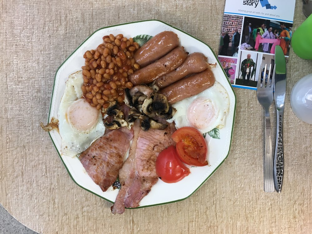 Keith's Full English