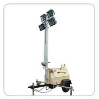 Light Towers Multiquip MLT 7kW  Ingersoll Rand LightSource Bartell VB-9 Progress Solar SLT800