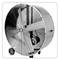 "Fans  – 20"" and 42"" High Velocity"