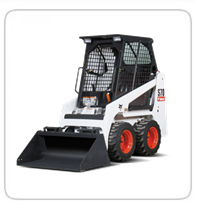 Skid Steers (2,000lb+) (Exhaust Scrubbers available) Bobcat S70