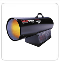 Direct Fired Heaters     S405 400K BTU      CP400DK Ultra 400K BTU      HS3500DF 360K BTU      HVF210 205K BTU      HS170FAVT 170K BTU      HS60CLP 60K BTU