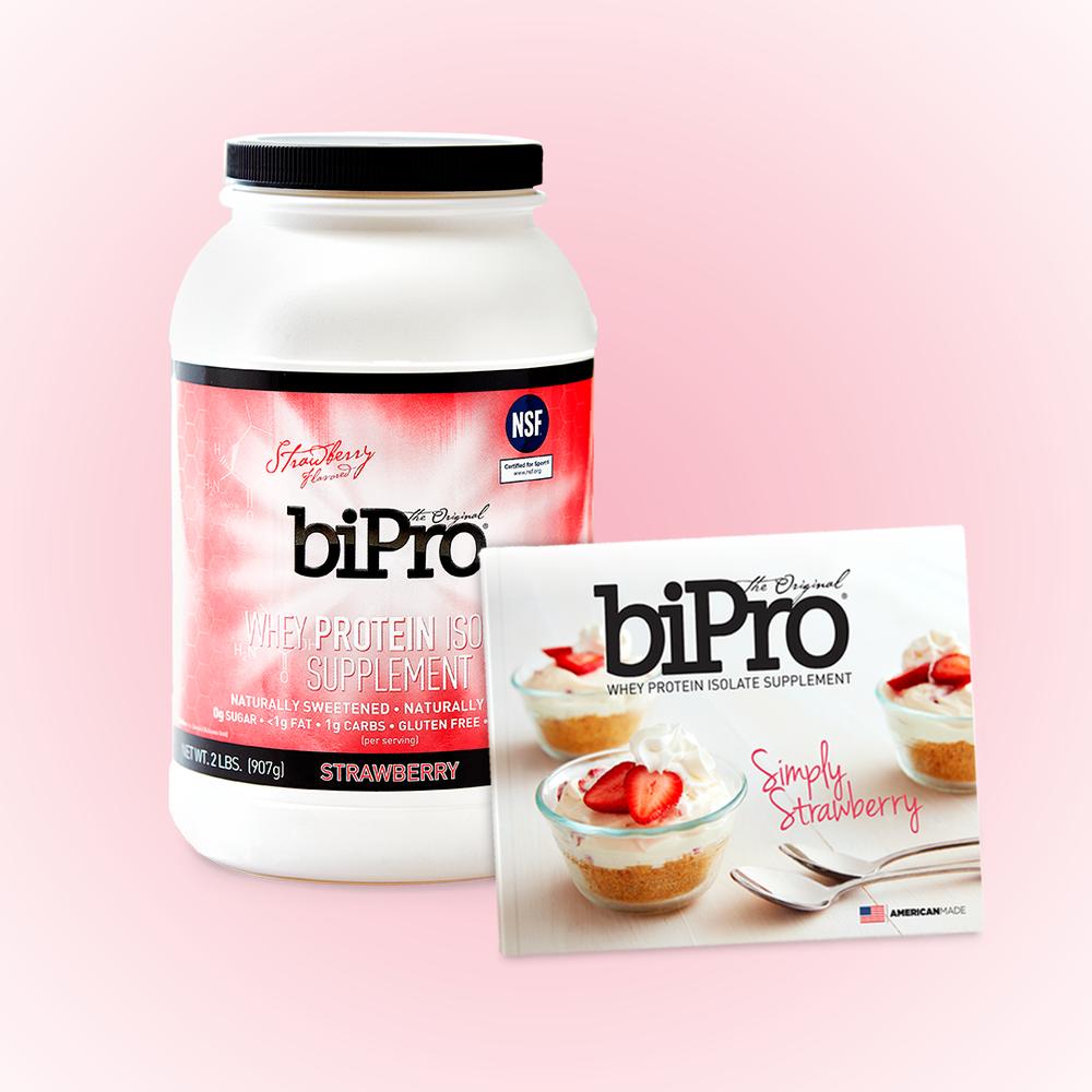 BiPro Whey Protein