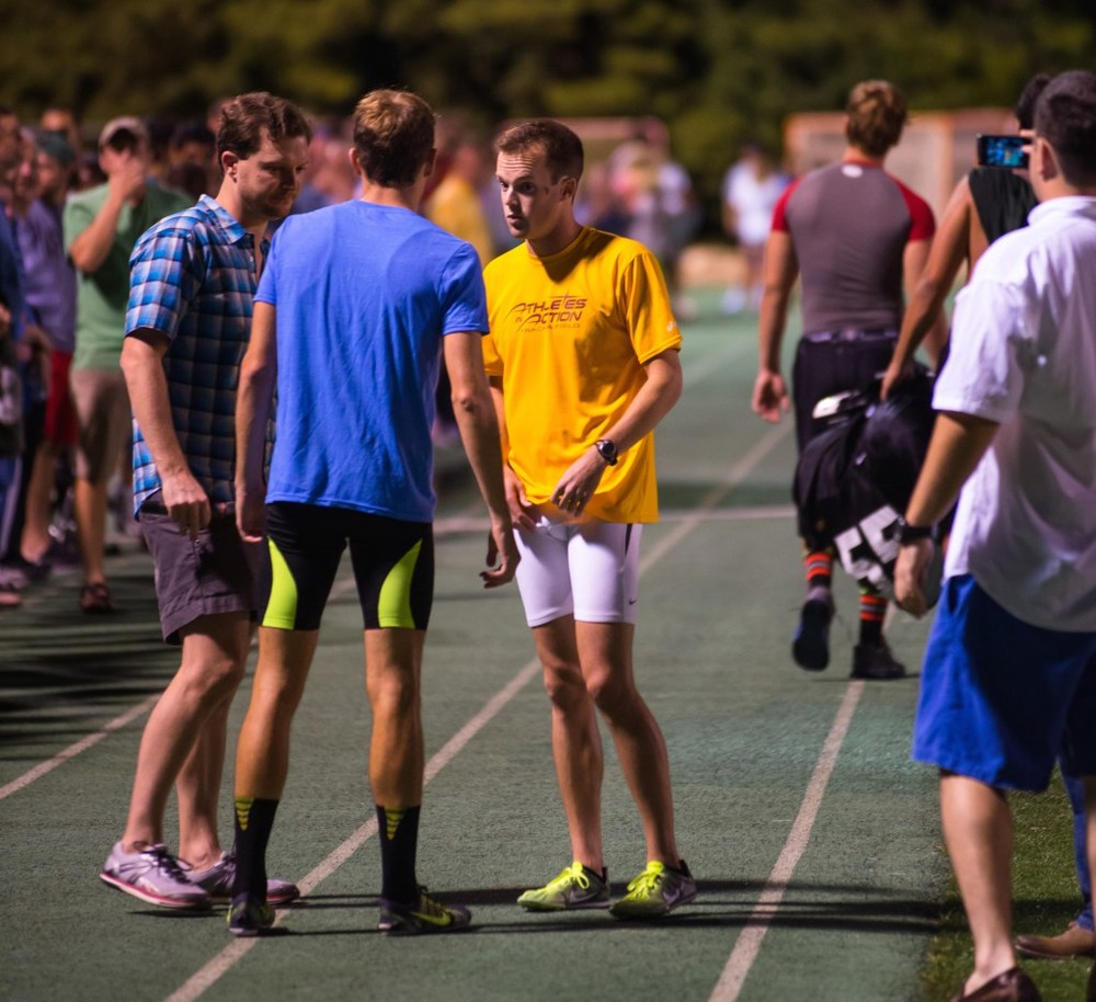 2013 Sandman Mile - Featuring the SIr Walter Running Team - Pat Price, Sandy Roberts, & Logan Roberts