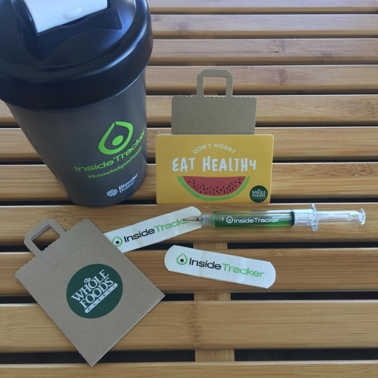 InsideTracker Grocery Grab-Bag Giveaway!