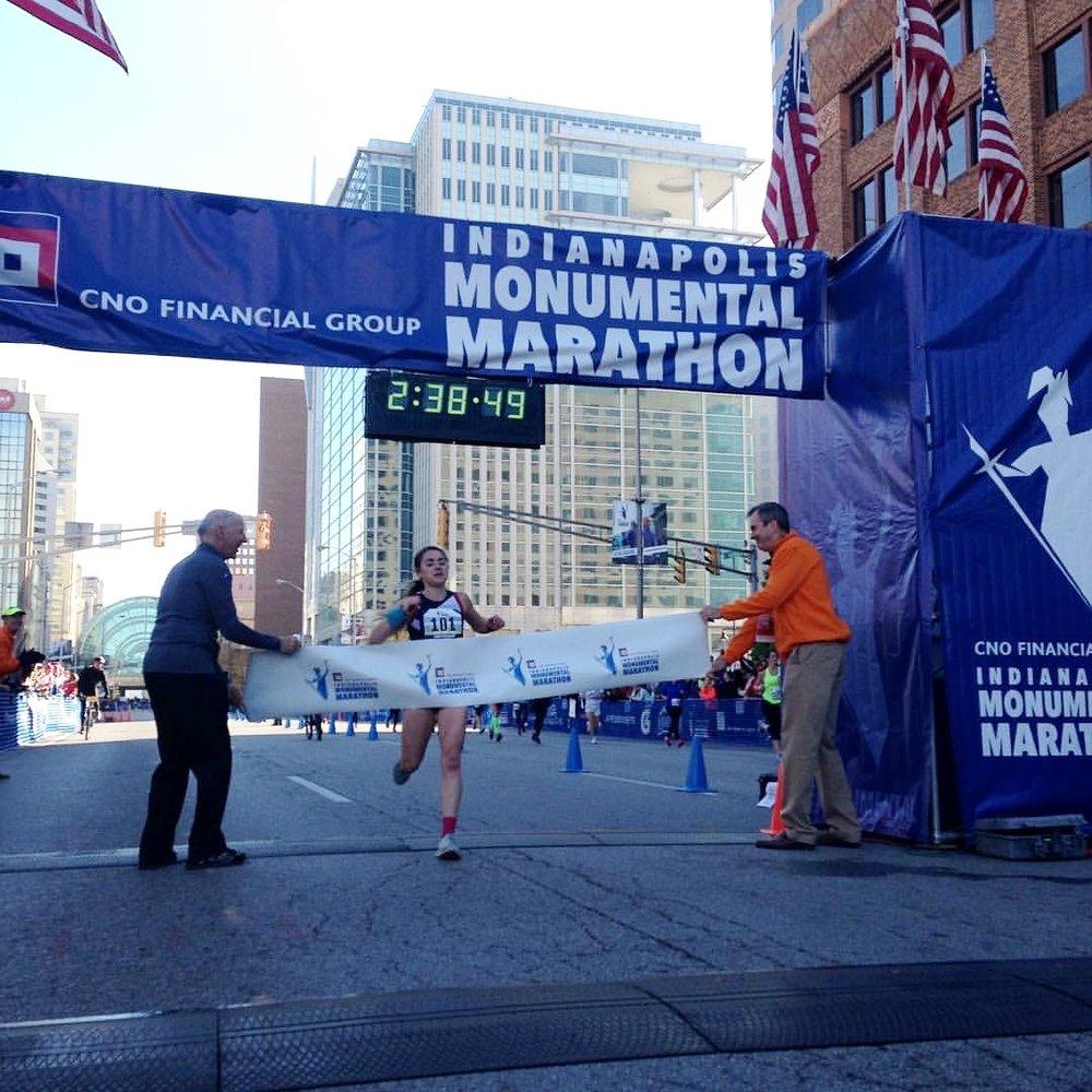 CNO Financial Indy Monumental Marathon