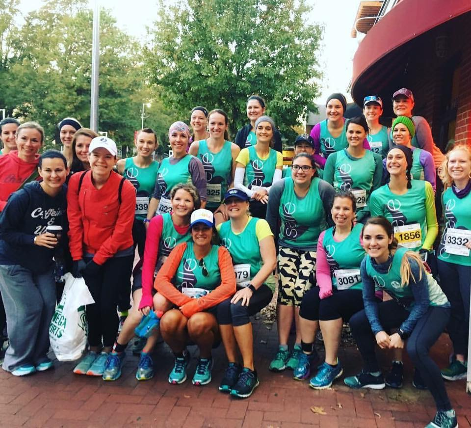 Oiselle Team City of Oaks
