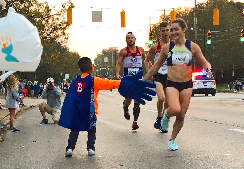 Nationwide Children's Hospital Columbus Half Marathon