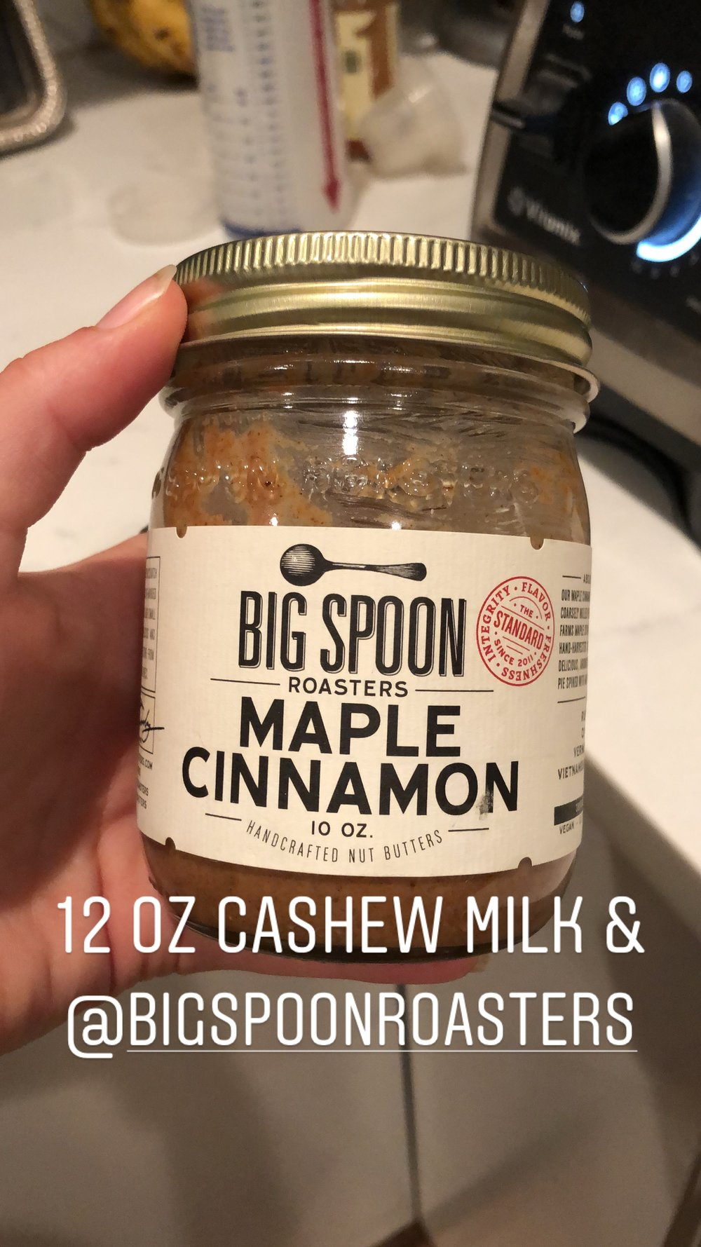 Big Spoon Roasters Maple Cinnamon