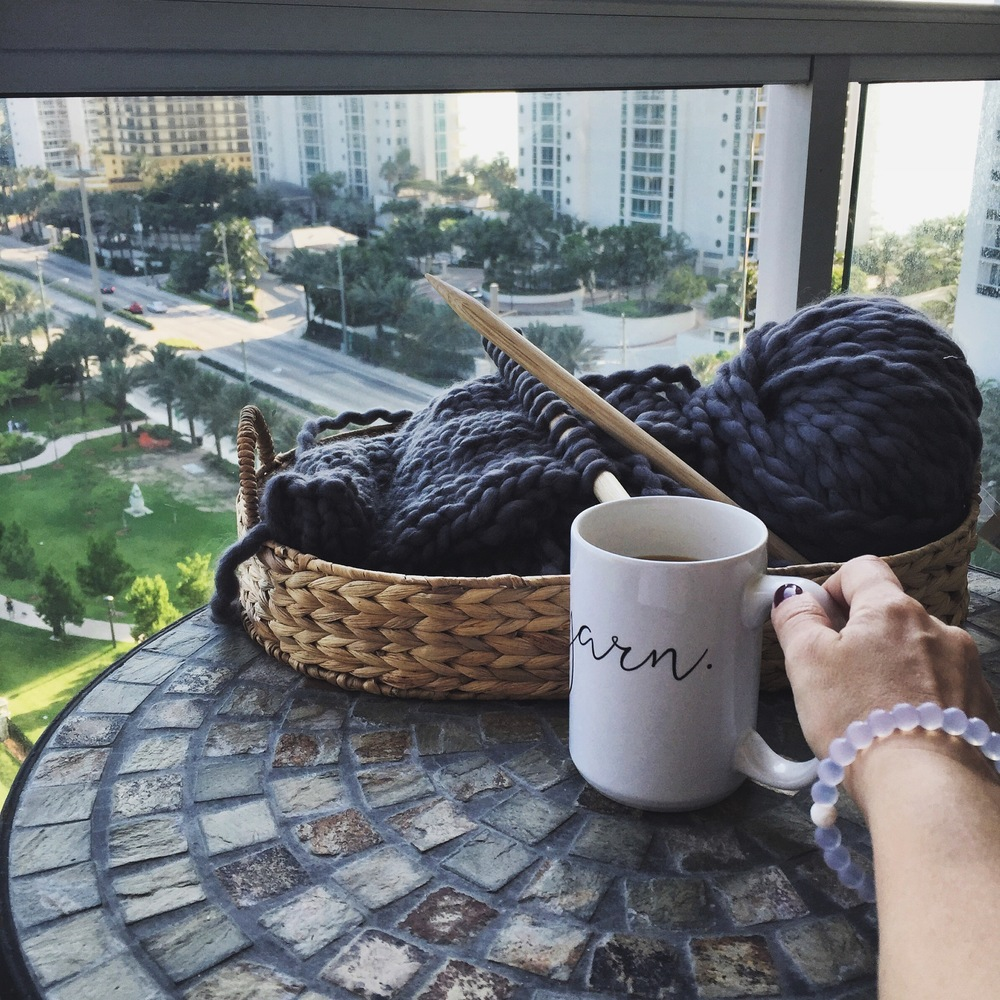 Yarn Mug