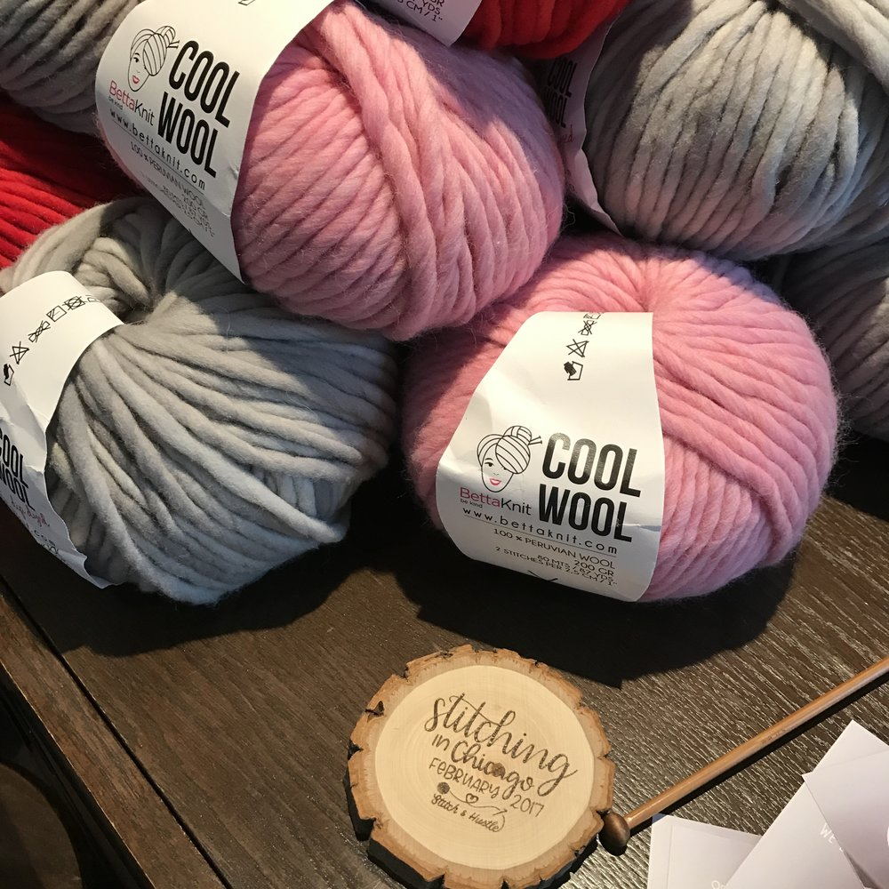 Yummy Squishy Yarn