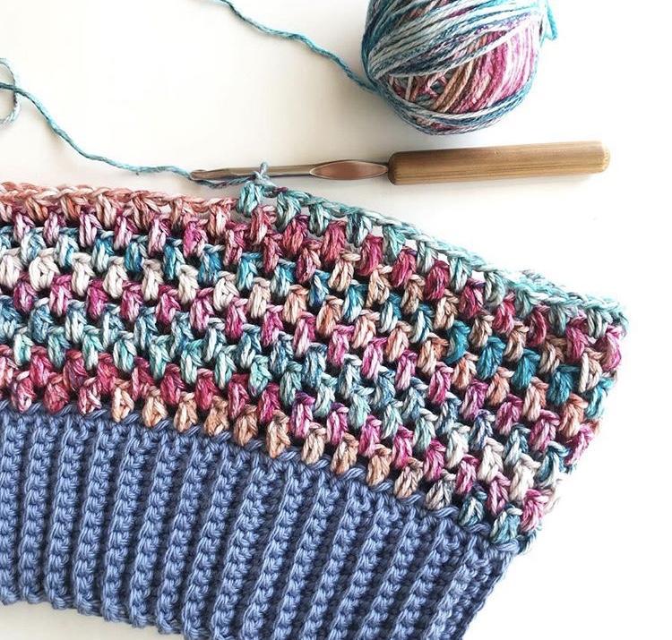 Helix Puff Stitch Hat Free Pattern Stitch Hustle