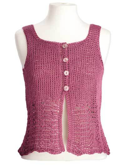Summer Festival Top Free Crochet Pattern Round Up Stitch Hustle