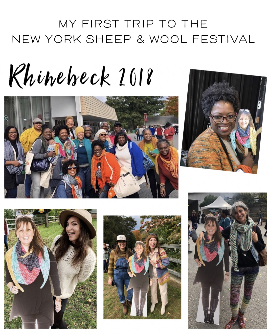 My First New York Sheep & Wool Festival (sort of) — Stitch