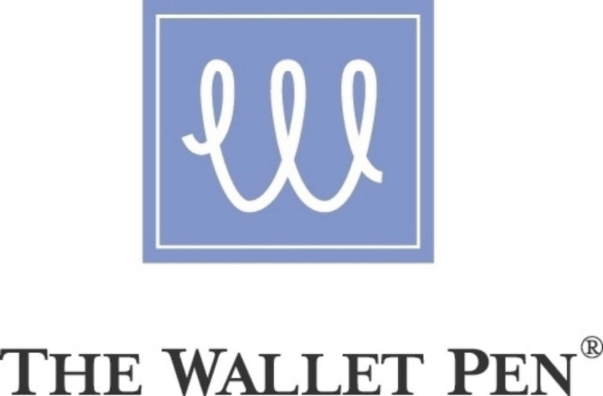 The Wallet Pen® - Small Sterling Silver Pens